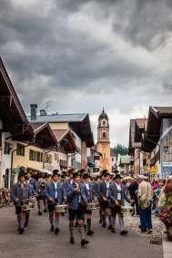Musikanten im Obermarkt
