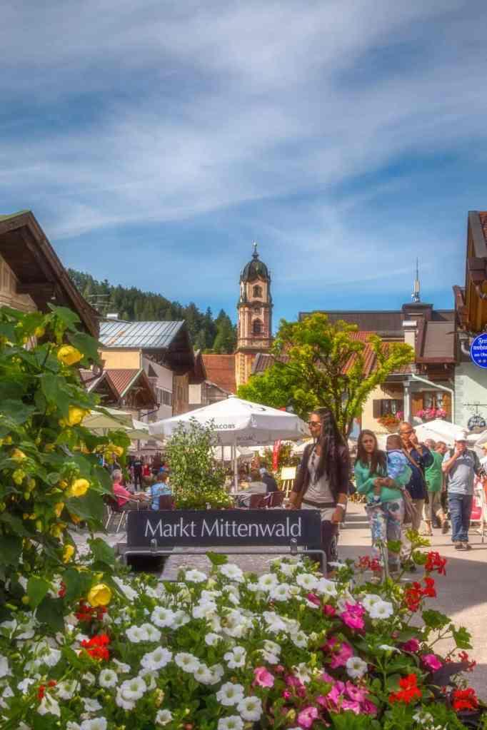 Obermarkt Mittenwald