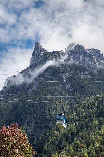 Karwendelbahn vor dem Vierer