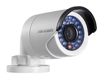 hikvision outdoor poe camera