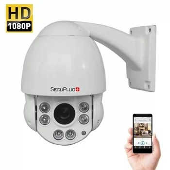 secuplug 1080p PTZ Camera