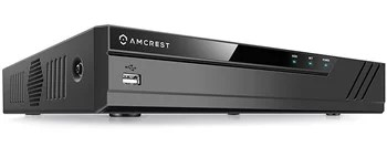 Amcrest NV4108E 8 channel NVR system