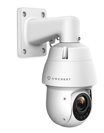 Amcrest IP2M-853e with 12x optical zoom