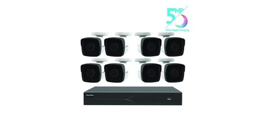 laview 8 camera dvr system