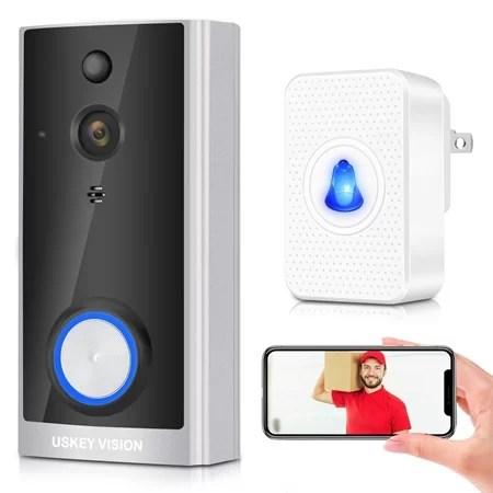 Uskeyvision Video camera doorbell