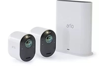 Arlo ultra system kit