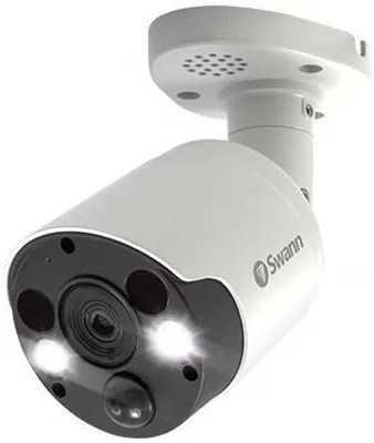 Swann 4k security camera with spotlight