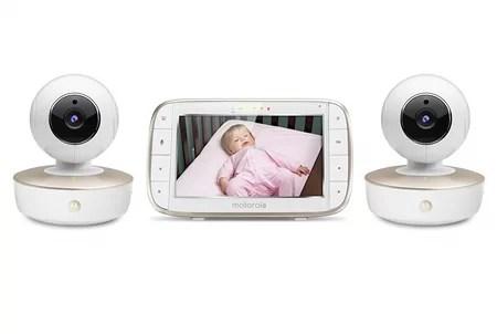 Motorola MBP50-G2 baby video monitor