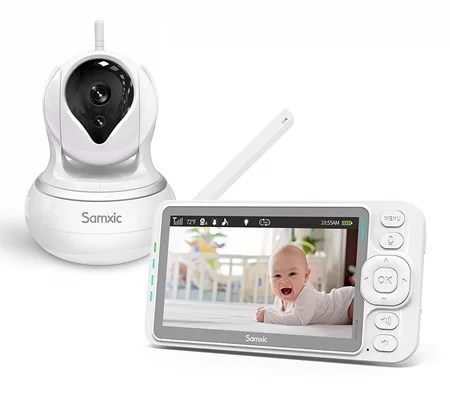 Samxic XQ-8 Video Baby Camera