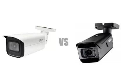 dahua vs lorex bullet camera
