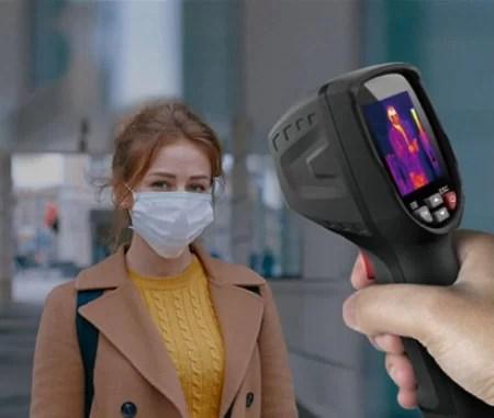 linovision mobilepro thermal body camera