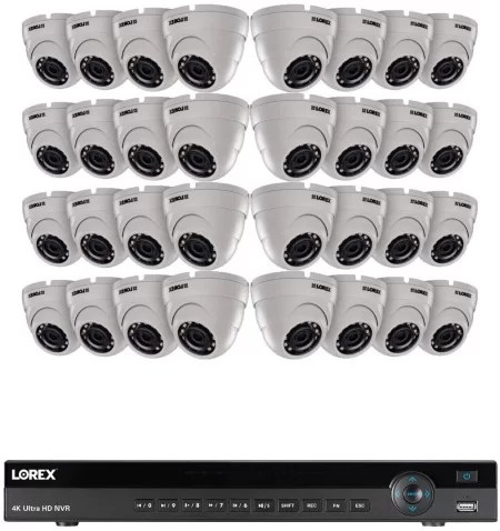 Lorex NR900x series with 32x lne4172