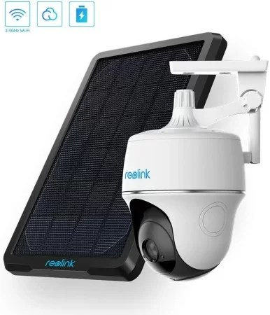 Reolink Argus with Solar power