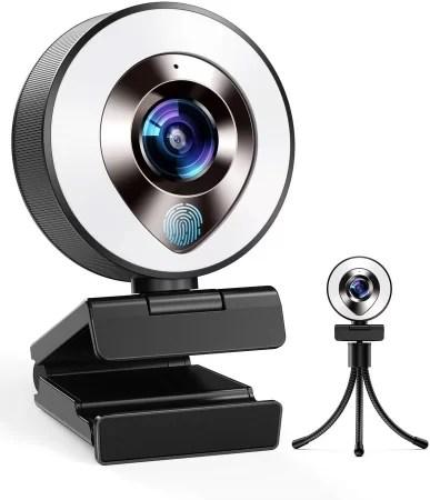 Casecube 1080p webcam