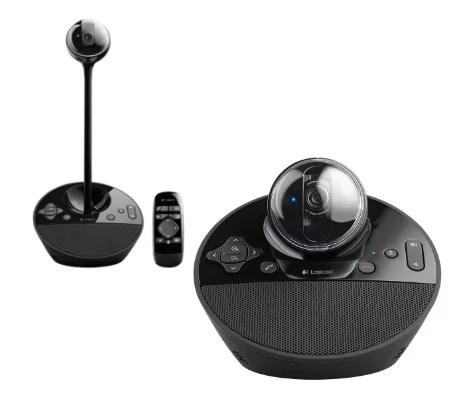 Logitech bcc950 webcam for conference room