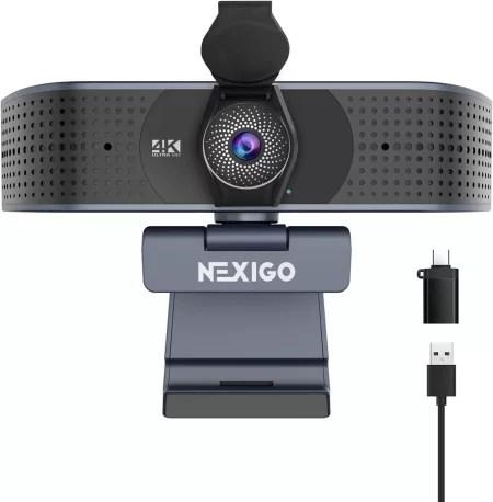 Nexigo n690 4k webcam