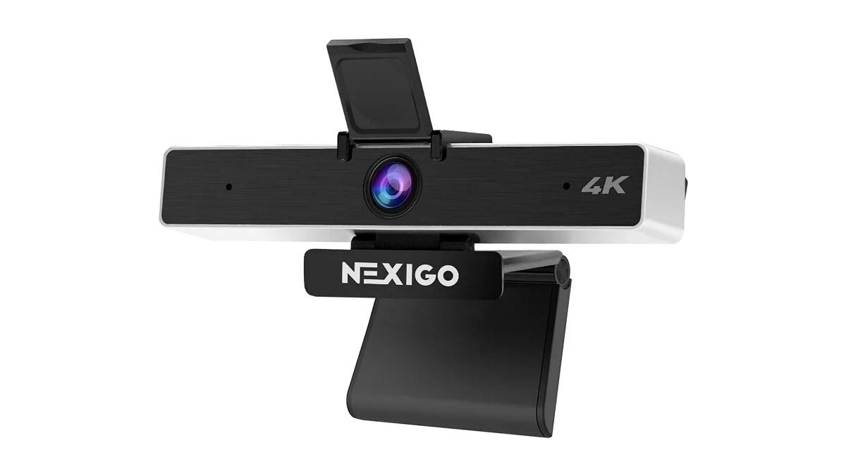 nexigo 4k webcams