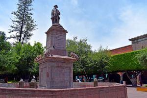 Plaza de Armas de Querétaro