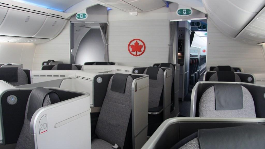 Air Canada aún no contempla operar en Santa Lucía