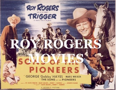 ROY ROGERS MOVIES