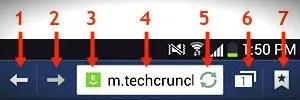 internet browser key