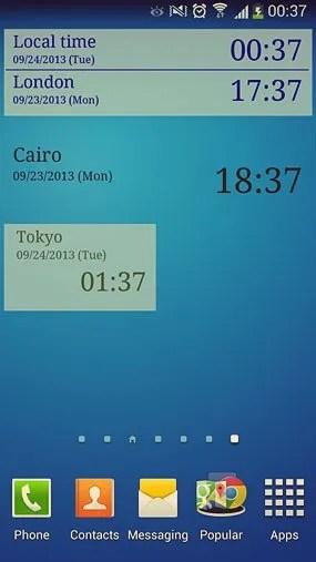 the world clock_2