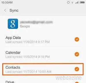 xiaomi google contacts sync_1
