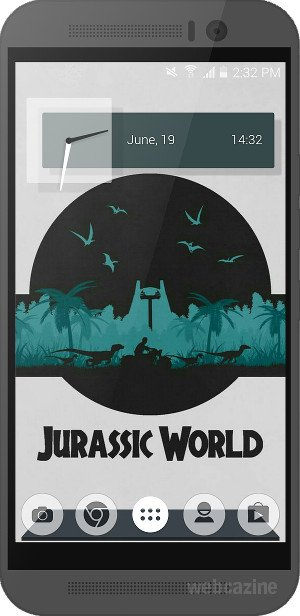 jurassic world wallpaper and my setup_8
