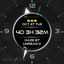 countdown watch face_1