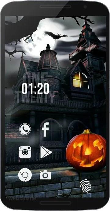 halloween wall_1