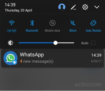 cm secuirty hide whatsapp messages_3