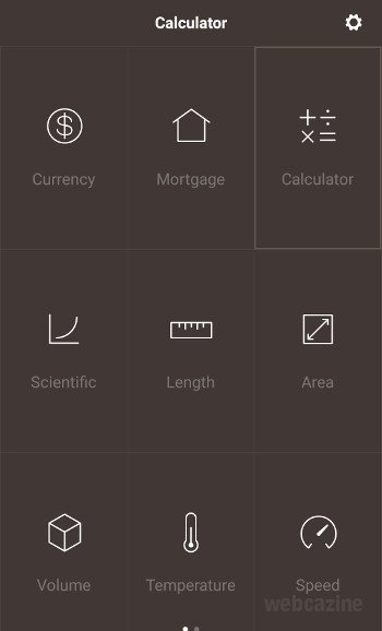 miui unit coverter