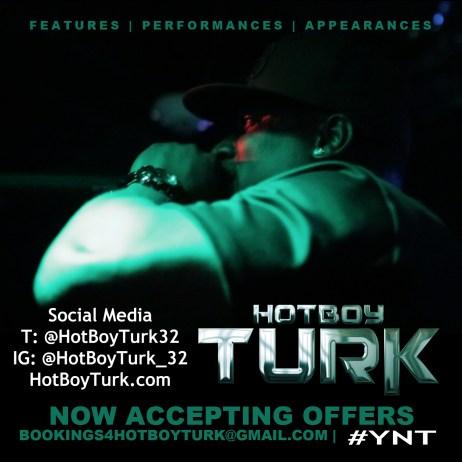Turk Booking Poster