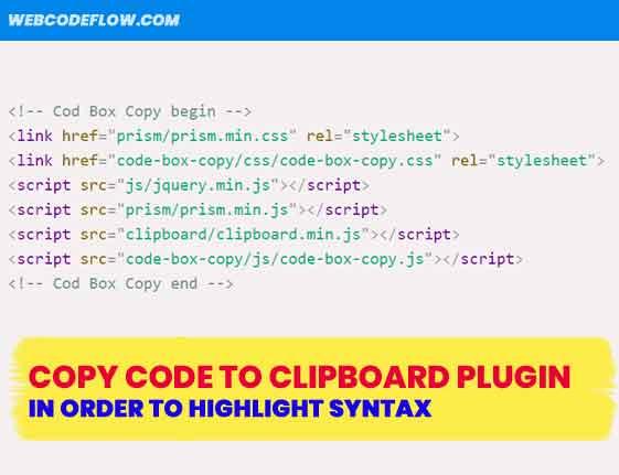 Copy-Code-to-Clipboard-Plugin