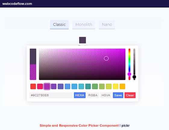 Color-Picker-Component-pickr