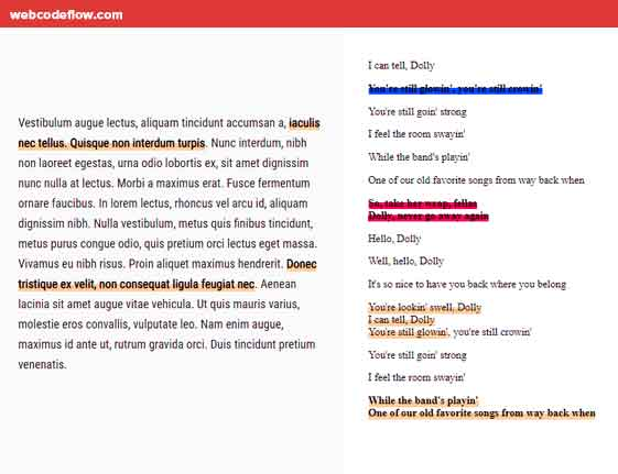jQuery-Plugin-Highlights-Text-With-Marker-Animation