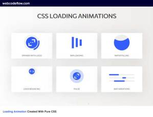 CSS-Loading-Animation