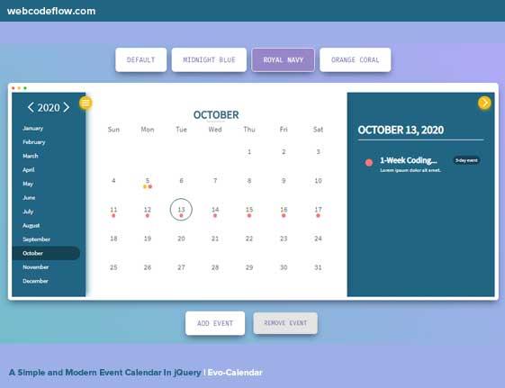 Modern-Event-Evo-Calendar