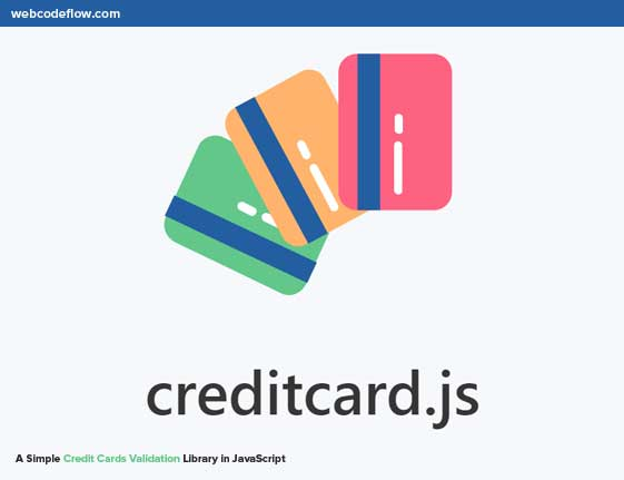 Credit-Cards-Validation-Library