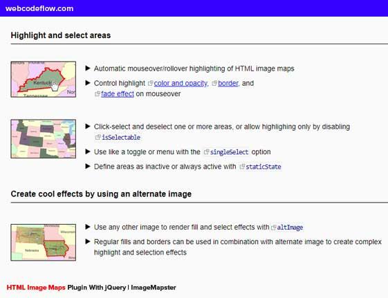 HTML-Image-Maps-Plugin