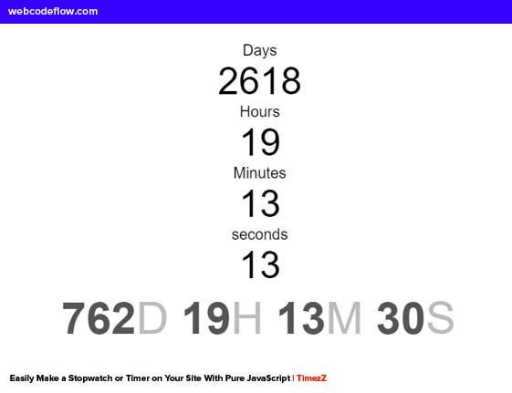 Countdown-Timer-TimezZ