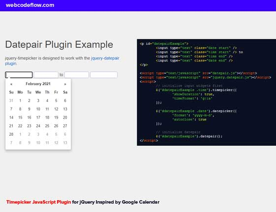 Timepicker-Plugin-for-jQuery