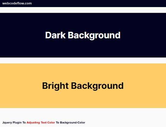 adjust-text-to-background-js
