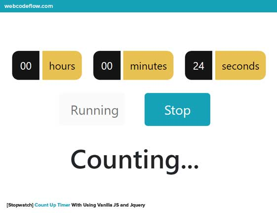 counter-up-timer
