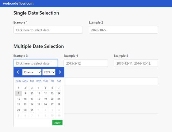 nepali-multi-date-picker
