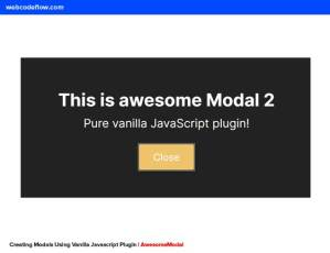 awesome-modal-popup