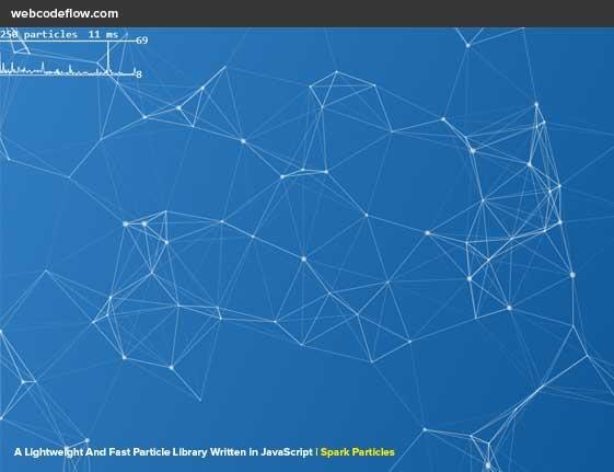 html5-canvas-spark-particles