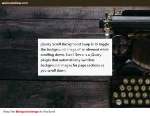 jquery-scroll-background-swap