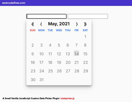 custom-date-picker-js