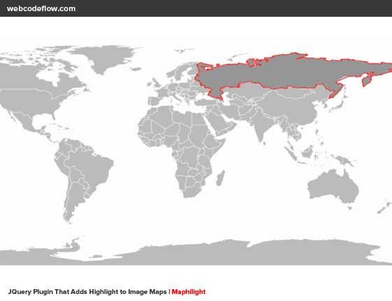 highlight-image-map-jquery-plugin